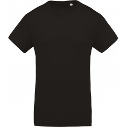 Kariban Men´s organic cotton crew neck T-shirt