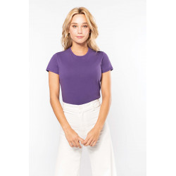 Kariban Ladies´ short-sleeved crew neck T-shirt