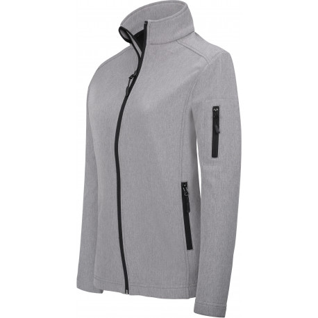 Kariban Ladies´ softshell jacket