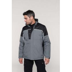 Kariban QUILTED workwear jacket