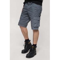 Kariban Multi pocket workwear Bermuda shorts