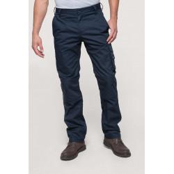 Kariban Multi pocket workwear trousers