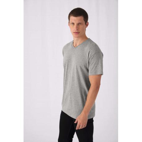 B&C Exact 150 V-neck T-shirt