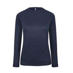 T-Shirt Sport Manches Longues Femme