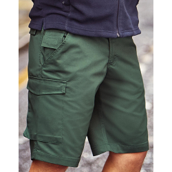 Russell Twill Workwear Shorts