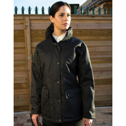 Result Work-Guard Ladies´ Platinum Managers Jacket