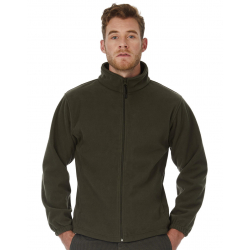 B&C WindProtek Waterproof Fleece Jacket