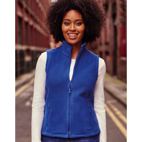Russell Ladies' Gilet Outdoor Fleece