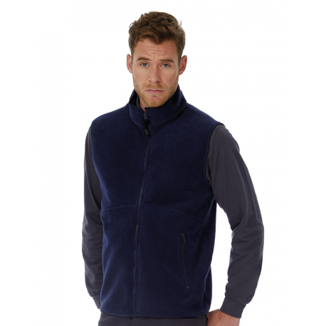 B&C Traveller+ Bodywarmer Fleece