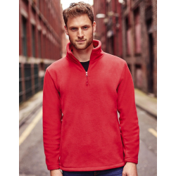Russell Adult's Quarter Zip Outdoor Fleece