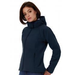 B&C Hooded Softshell/women