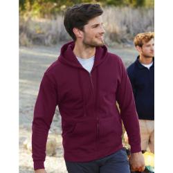 Classic Hooded Sweat Jacket Kameleon Textile : Impression