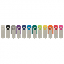 Clef USB USB Flash Drive Twister