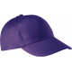 K-up Cotton cap - 5 panels