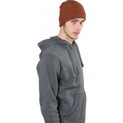 K-up Melange knit beanie