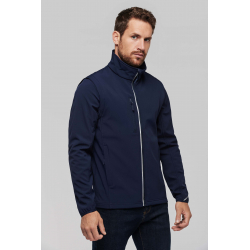 Proact UNISEX detachable sleeves softshell jacket