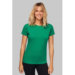 Proact Ladies´ short-sleeved sports T-shirt