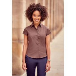 Russell Ladies´ Short-Sleeved Fitted Shirt