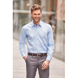 Russell Men´s Long-Sleeved Non-Iron Shirt - Tailored Fit