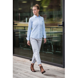Russell Ladies´ Long-Sleeved Ultimate Stretch Shirt