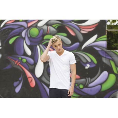 Skinni Fit Men´s Feel Good V-neck T-shirt