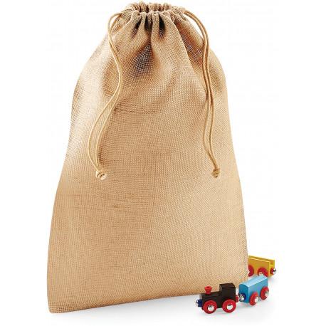 Westford Mill Jute Stuff Bag