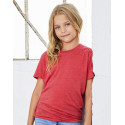 Bella+Canvas Youth Triblend Jersey Short Sleeve Tee