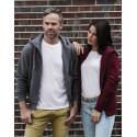 Russell Ladies´ Authentic Melange Zipped Hood Sweat