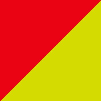 Red / Yellow
